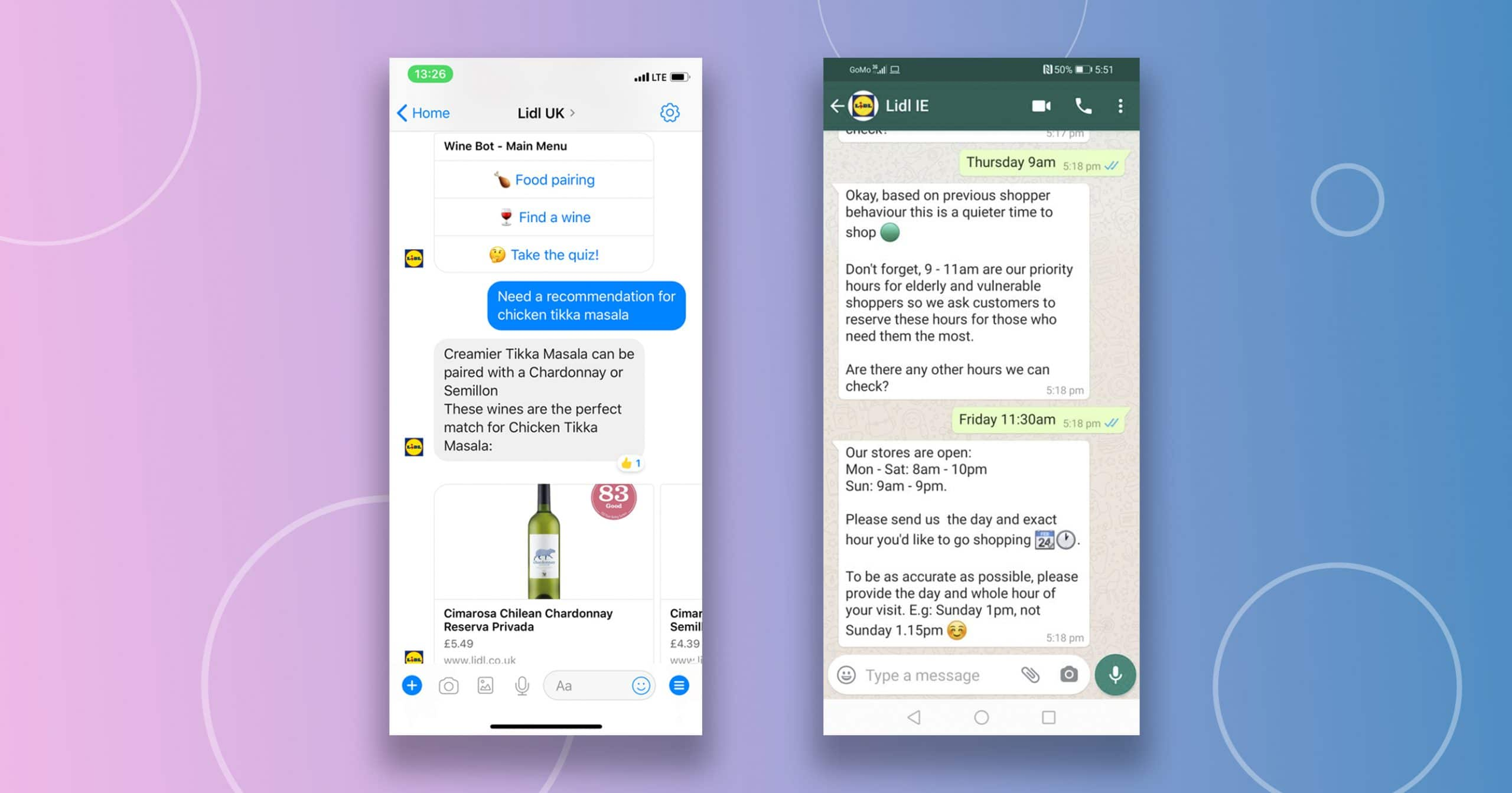 Chatbot Lidle