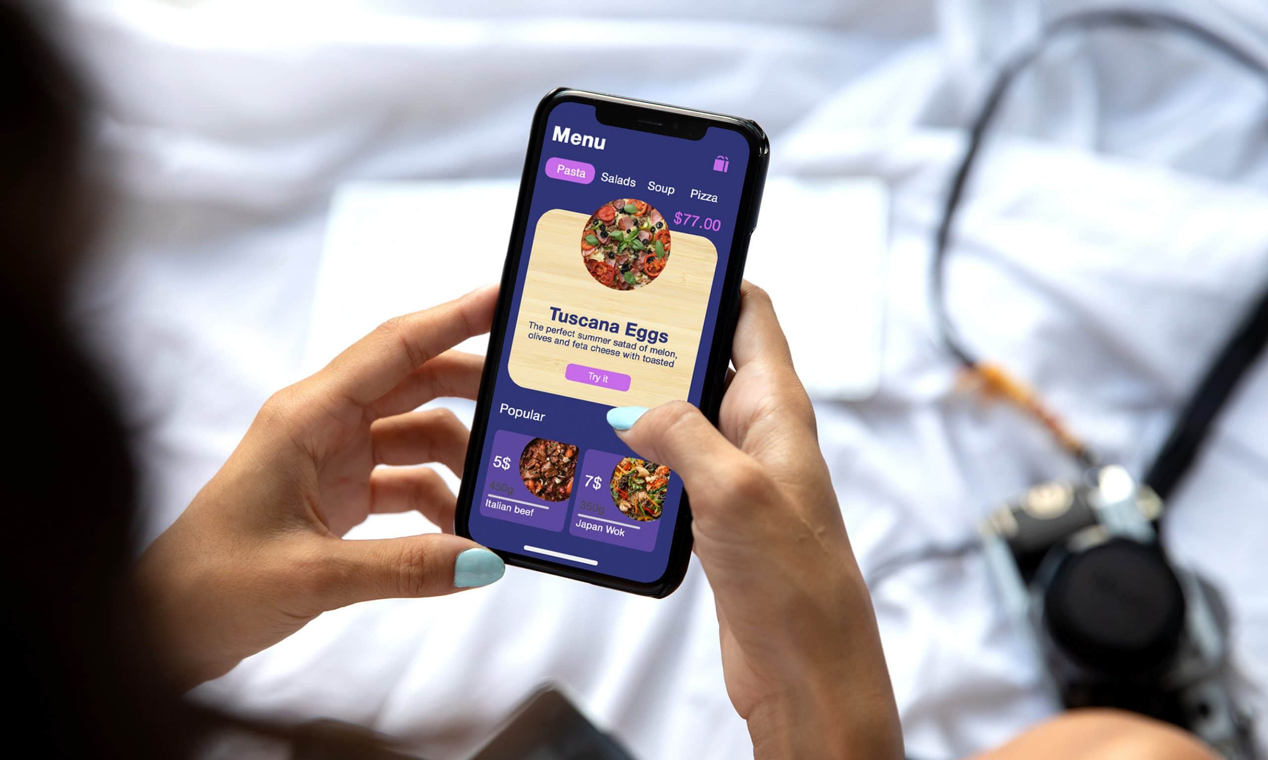 How Much Does It Cost to Make a Food Delivery App